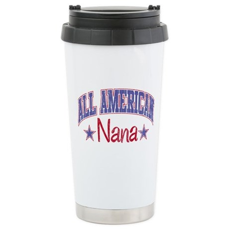 ALL AMERICAN NANA Stainless Steel Travel Mug