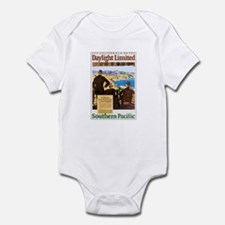Southern Pacific CA Infant Bodysuit