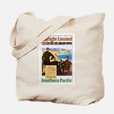 Southern Pacific CA Tote Bag