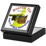 New Hampshire Keepsake Box
