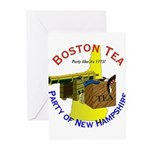 New Hampshire Greeting Cards (Pk of 10)