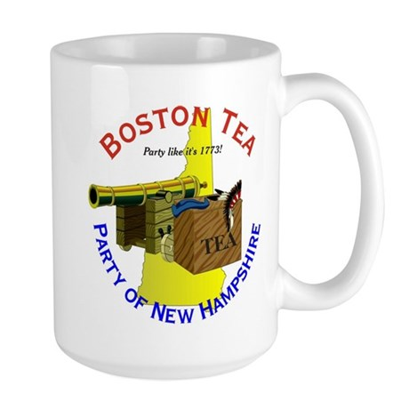 New Hampshire Large Mug