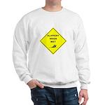 Slippery When Wet Sweatshirt