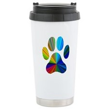 PAW PRINT Travel Mug
