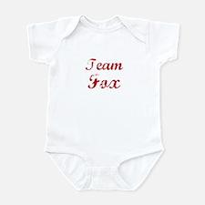 team Fox reunion Infant Bodysuit
