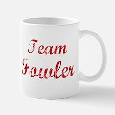 team Fowler reunion Mug