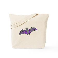 Get Out Bat Tote Bag