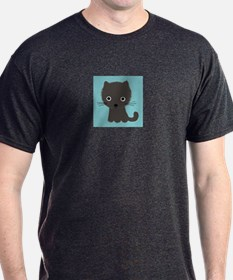 Grey Kitty T-Shirt