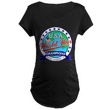 U.S. World War Champions T-Shirt