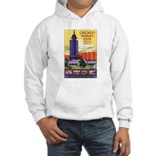 Chicago World's Fair 1933 Hoodie
