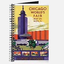 Chicago World's Fair 1933 Journal