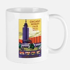 Chicago World's Fair 1933 Mug