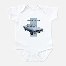 Unique Plymouth Infant Bodysuit