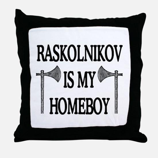 RHB Throw Pillow