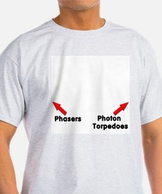 Phasers/Photon... T-Shirt