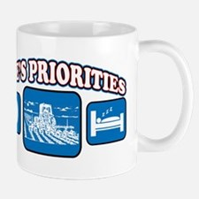 Life's Priorities Farming Mug