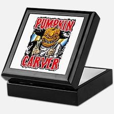 Pumpkin Carver @ eShirtLabs Keepsake Box