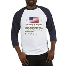 """The ORIGINAL Pledge"" Men's Jersey"