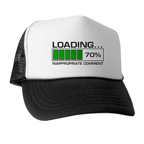Loading Innapropriate Comment Trucker Hat
