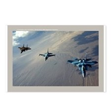 Aggressors Postcards (Package of 8)