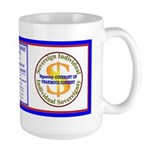 Is-Cuc2 Large Mug Mugs