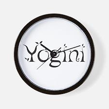 yogini Wall Clock