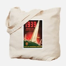 San Francisco World's Fair Tote Bag