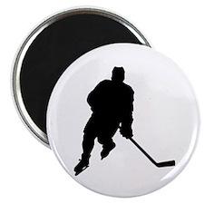 Hockey Player Magnet
