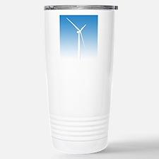 Turbine Wind Power Energy Stainless Steel Travel M