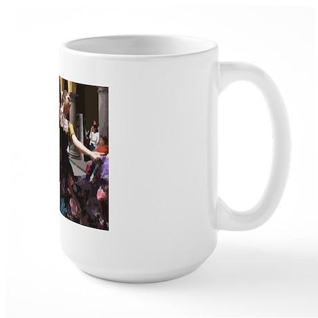 Spanish Dancer Large Mug