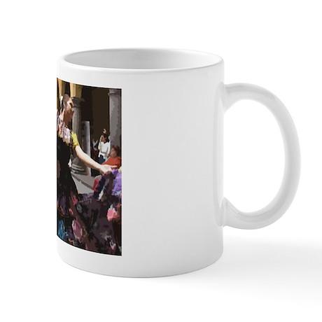 Spanish Dancer Mug