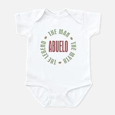Abuelo Man Myth Legend Infant Bodysuit