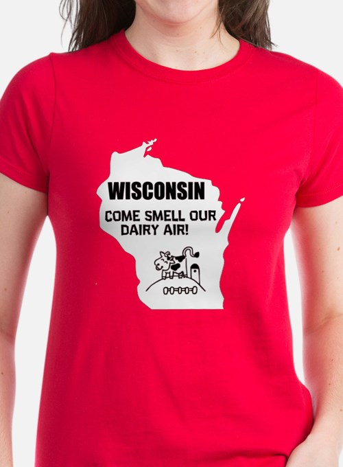 Smell Our Dairy Air (Tee)
