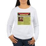 september 27th-birthday Women's Long Sleeve T-Shir