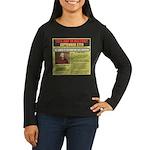 september 27th-birthday Women's Long Sleeve Dark T