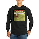 september 27th-birthday Long Sleeve Dark T-Shirt