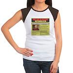 september 27th-birthday Women's Cap Sleeve T-Shirt