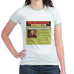 september 27th-birthday Jr. Ringer T-Shirt