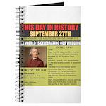 september 27th-birthday Journal
