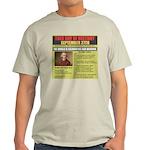 september 27th-birthday Light T-Shirt