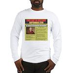 september 27th-birthday Long Sleeve T-Shirt