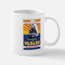 Wabash Railroad Mug