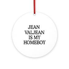 JVHB Ornament (Round)