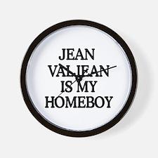 JVHB Wall Clock
