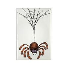 Spider n' Web Rectangle Magnet (100 pack)