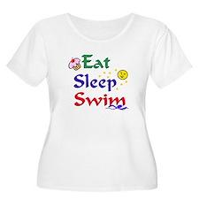 Eat, Sleep, Swim T-Shirt