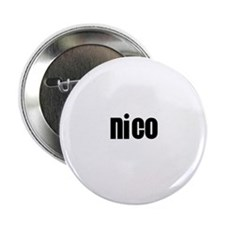 """Nico 2.25"""" Button (100 pack)"""