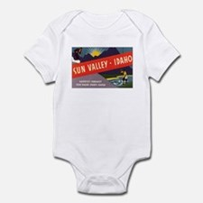 Sun Valley Idaho Infant Bodysuit