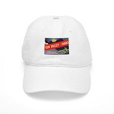 Sun Valley Idaho Baseball Baseball Cap