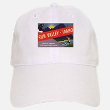 Sun Valley Idaho Baseball Baseball Cap